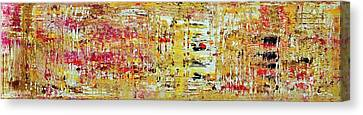 Sunny Side Of Life Canvas Print
