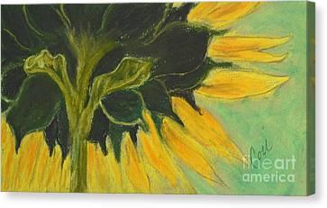 Sunny Side Up Canvas Print by Cori Solomon