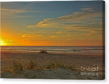 Sunrise At Pawleys Island I Canvas Print