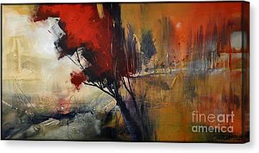 Sunrise Canvas Print by David Figielek