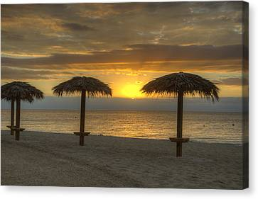 Sunrise Glory Canvas Print