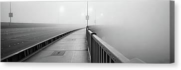 Sunrise Golden Gate Bridge Ca Usa Canvas Print by Panoramic Images