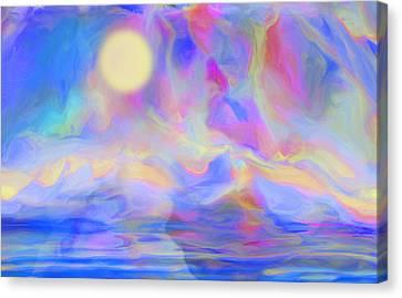 Sunrise Canvas Print by Jack Zulli