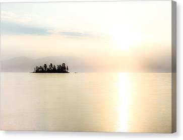 Sunrise Mist Canvas Print
