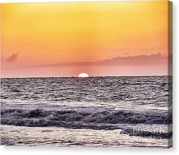 Sunrise Of The Mind Canvas Print