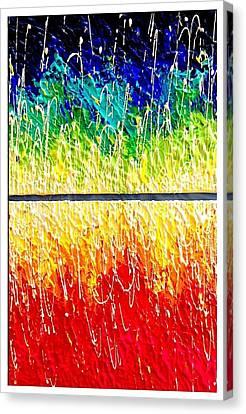 Arcylic Canvas Print - Sunrise by Sunrise Welward