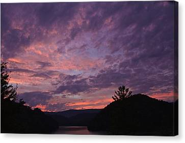 Sunset 2013 Canvas Print by Tom Culver