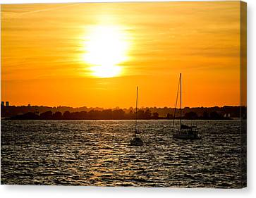 Sunset  Canvas Print by Allan Millora Photography
