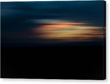 Sunset Blur Canvas Print by Swift Family