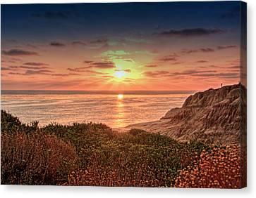 Sunset Cliffs 20130616 B Canvas Print