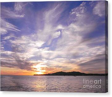Sunset1 Canvas Print