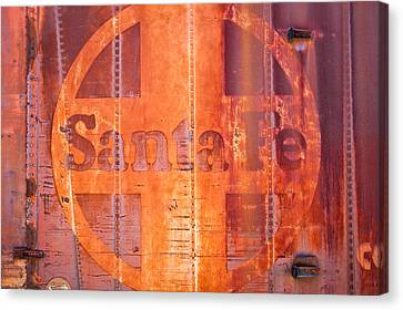 Super Chief Canvas Print by Mark Weaver