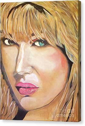 super Mod 10 Canvas Print by Michael Henzel