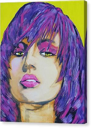 Super Mod 5 Canvas Print by Michael Henzel