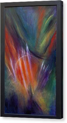 Super Nova Canvas Print