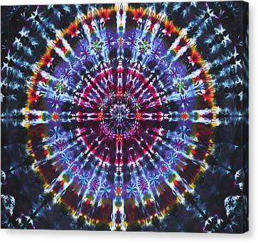 Supernova Canvas Print by Courtenay Pollock