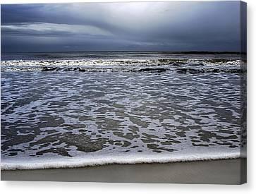 Surf And Beach Canvas Print