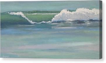 Surf Series 7 Canvas Print
