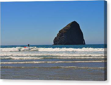 Surfsup Canvas Print