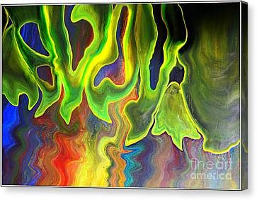 Surreal Impulse.. Canvas Print
