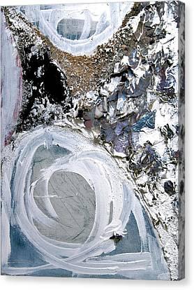 Dust Canvas Print - Survival by Alexandra Jordankova