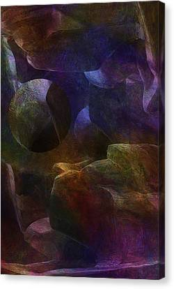 Suspended Canvas Print by Jack Zulli