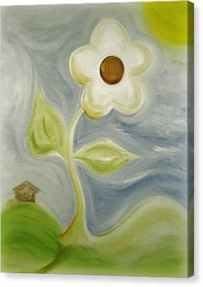 Greenworldalaska Canvas Print - Sustain by Cory Green