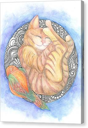 Canvas Print - Sweet Dreams by Cherie Sexsmith