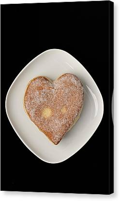 Sweet Heart Canvas Print by Matthias Hauser