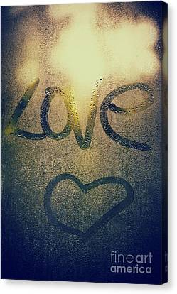 Sweet Heart Canvas Print by Tim Gainey