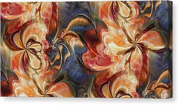 Sweet Nectar Canvas Print by Kim Redd