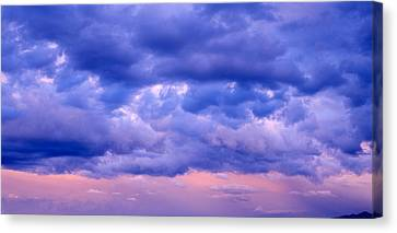 Switzerland, Clouds, Cumulus, Storm Canvas Print by Panoramic Images