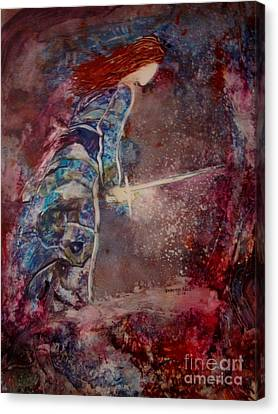 Sword Of Truth Canvas Print