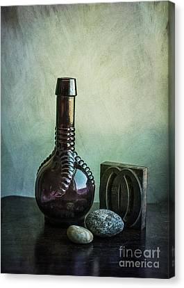 Sybil's Bottle Canvas Print by Terry Rowe