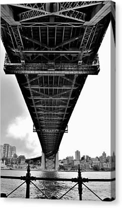 Sydney Bridge 2 - Sydney - Australia Canvas Print