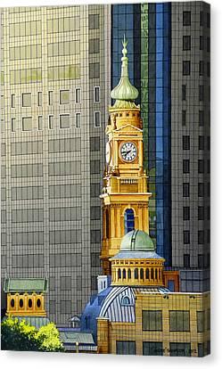 Sydney Clock Tower Canvas Print