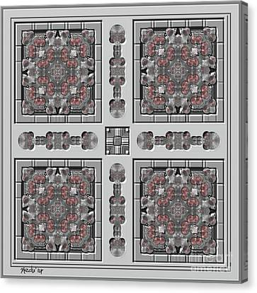 Symmetrica 313 Canvas Print by Nedunseralathan R