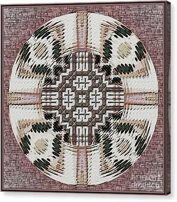 Symmetrica 314 Canvas Print by Nedunseralathan R