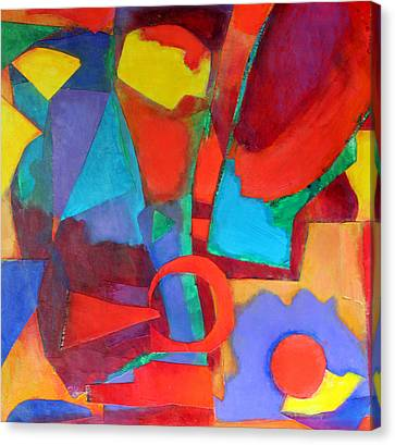Canvas Print - Syncopated by Diane Fine