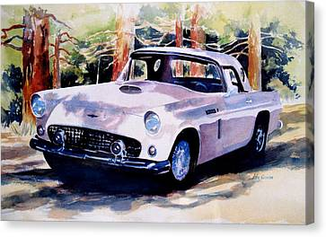 T Bird Canvas Print
