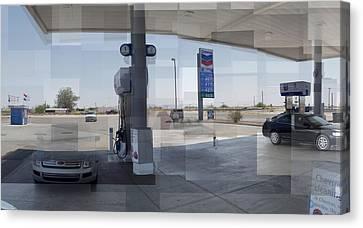Tacna Gas Canvas Print