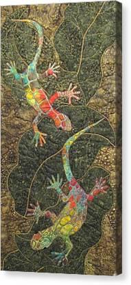 Tag Canvas Print by Lynda K Boardman