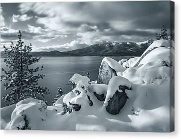 Tahoe Wonderland Canvas Print