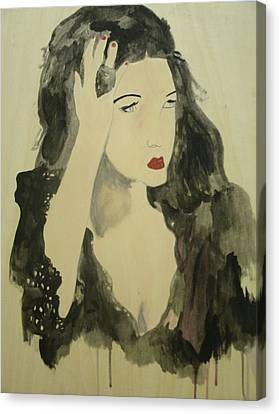 Tairrie Canvas Print