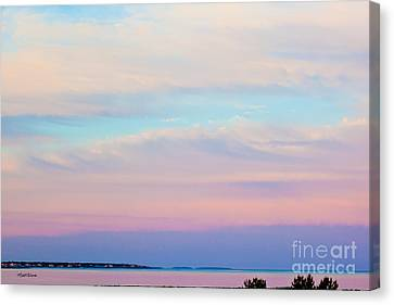 Take A Look Out There Canvas Print by Michelle Wiarda