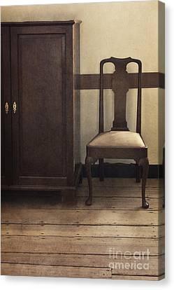 Take A Seat Canvas Print by Margie Hurwich