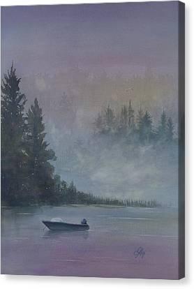 Take Me Fishing Canvas Print