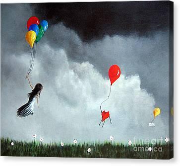 Take Us Home By Shawna Erback Canvas Print