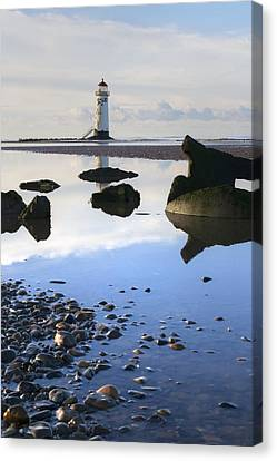 Talacer Abandoned Lighthouse Canvas Print