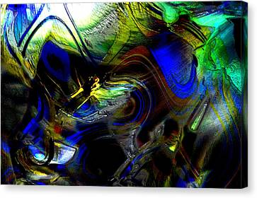 Tales From The Inner World Canvas Print by Richard Thomas